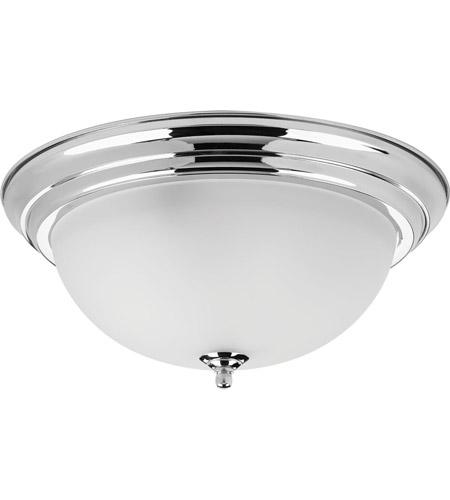 Progress P3926 15et Dome Glass 3 Light 15 Inch Polished