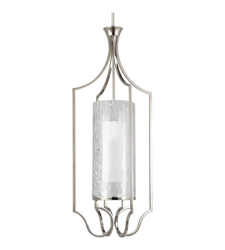 Progress Lighting Thomasville Caress 1 Light Hall & Foyer in Polished Nickel P3947-104 photo