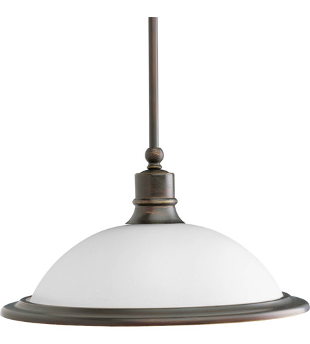 Progress Lighting Madison 1 Light Pendant in Antique Bronze P5079-20 photo