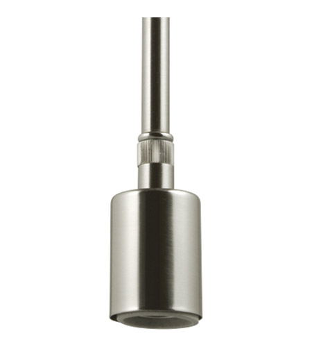 Progress P5198-09 Markor 1 Light 2 inch Brushed Nickel Pendant Ceiling Light in Standard photo