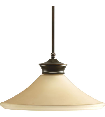 Progress Lighting Janos 1 Light Pendant in Antique Bronze P5282-20 photo