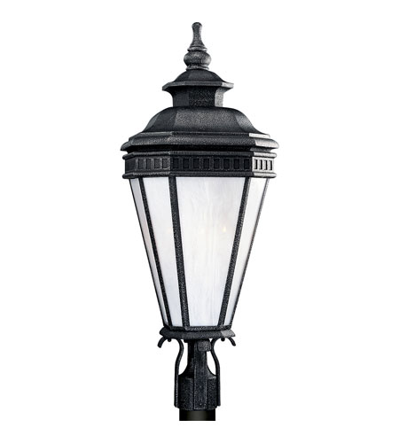 Progress Lighting Georgian 1 Light Outdoor Post Lantern in Gilded Iron P5421-71STR photo