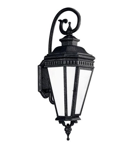 Progress p5622 71 georgian 3 light 29 inch gilded iron outdoor wall lantern