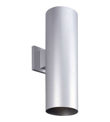 Gray Aluminum Outdoor Wall Lights