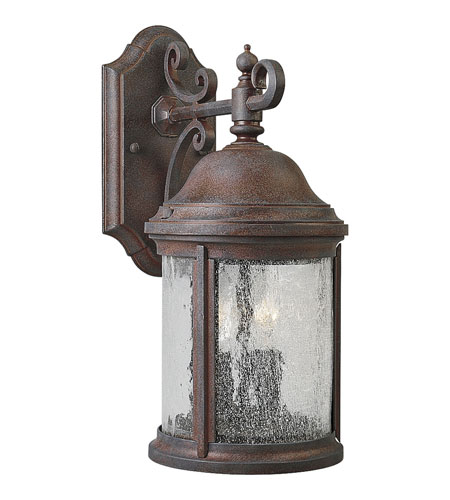 Progress Lighting Ashmore 2 Light Outdoor Wall Lantern in Cobblestone P5649-33 photo