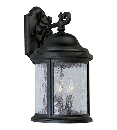 Progress P5650-31 Ashmore 3 Light 17 inch Textured Black Outdoor Wall Lantern photo