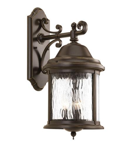Progress P5651 20 Ashmore 3 Light 21 Inch Antique Bronze Outdoor Wall  Lantern