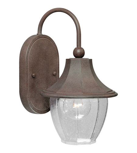 Progress Lighting Oakmont 1 Light Outdoor Wall Lantern in Cobblestone P5664-33 photo