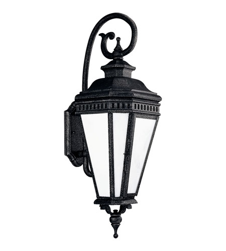 Progress Lighting Georgian 1 Light Outdoor Wall Lantern in Gilded Iron P5676-71STR photo