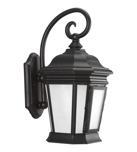 Black Crawford Outdoor Wall Lights