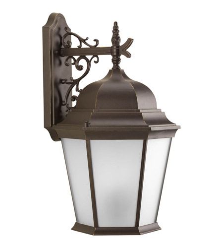 Progress Lighting Welbourne 3 Light Outdoor Wall Lantern in Antique Bronze P5690-20 photo