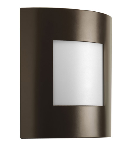 Progress Lighting Anson 1 Light Outdoor Wall Lantern in Architectural Bronze P5736-129 photo