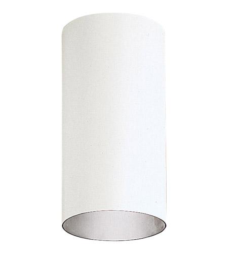 Progress P5741-30/30K Cylinder LED White Outdoor Ceiling Mount
