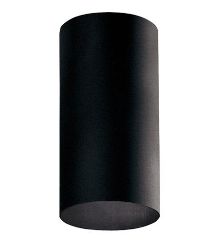 Progress P5741-31 Cylinder 1 Light 6 Inch Black Outdoor