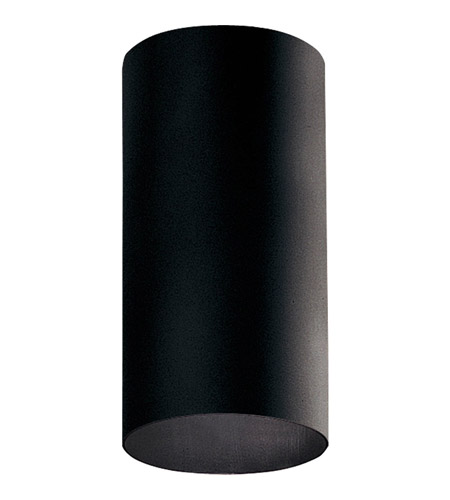 Progress P5741-31/30K Cylinder LED Black Outdoor Ceiling Mount photo