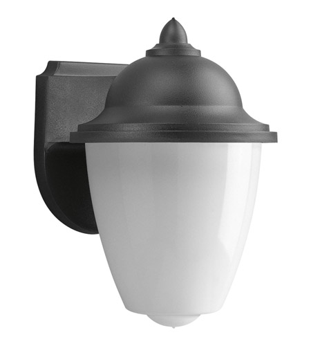 Progress P5881-31WB Non-Metallic 1 Light 9 inch Black Outdoor Wall Lantern photo