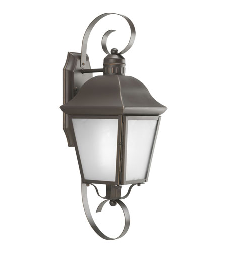Progress P5888-20STR Andover 1 Light 21 inch Antique Bronze Outdoor Wall Lantern in Energy Star Rated photo