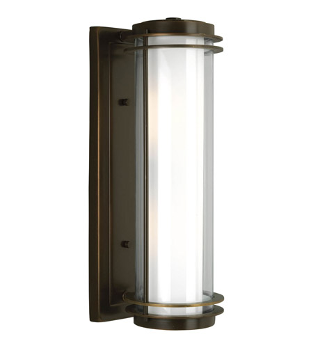 Progress P5898-108 Penfield 2 Light 20 inch Oil Rubbed Bronze Outdoor Wall Lantern photo