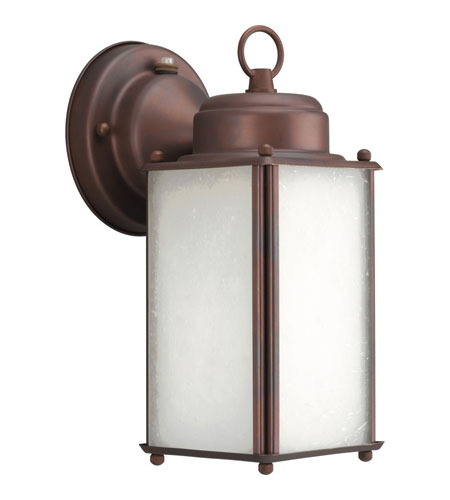 Progress P5985-19STR Roman Coach 1 Light 10 inch Roman Bronze Outdoor Wall Lantern in Bulbs Not Included, Energy Star Rated photo
