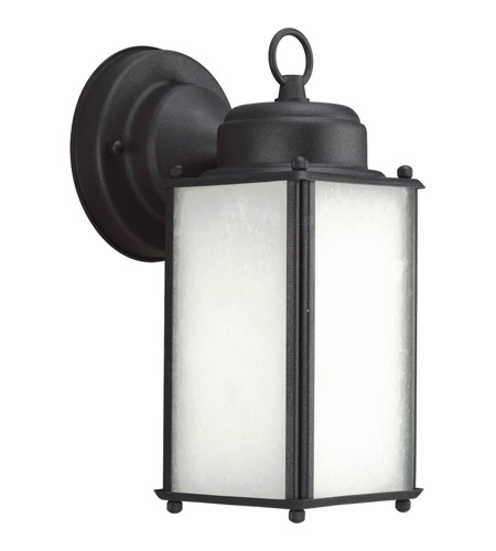 Progress Lighting Roman Coach 1 Light Outdoor Wall Lantern in Black P5985-31WB photo