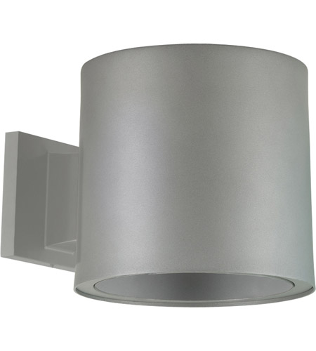 Progress P6007-82 Signature 7 inch Metallic Gray Outdoor Wall Lantern in Metallic Grey photo
