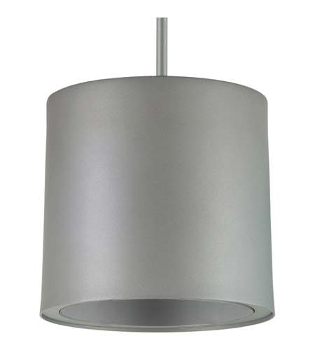 Progress Lighting Signature Outdoor Pendant in Metallic Gray P6008-82 photo