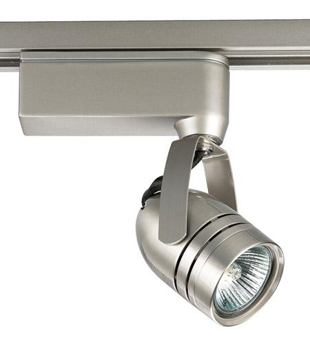 Track Lighting 1 Light Brushed Nickel Miniature Halogen Head Ceiling