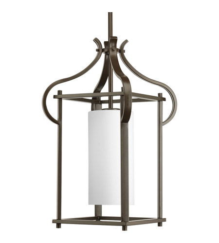 Progress Lighting Imperial 1 Light Outdoor Hanging Lantern in Antique Bronze P6507-20 photo