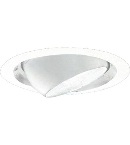 Recessed Lighting Satin White Eyeball Trim