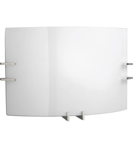 Progress P7044-09EBWB Compact Fluorescent Wall 2 Light 15 inch Brushed Nickel ADA Wall Sconce Wall Light photo