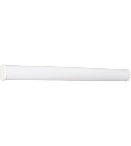 progress p7096 30eb linear fluorescent bath 2 light 50 inch white bath vanity wall light