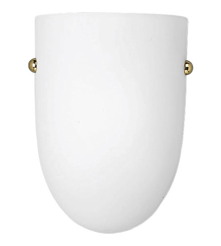 Progress Lighting Energy Efficient Wall 2 Light Wall Sconce in Polished Brass P7102-10 photo