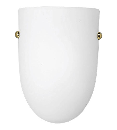 Progress Lighting Compact Fluorescent Wall 2 Light Wall Sconce in Polished Brass P7102-10STRWB photo