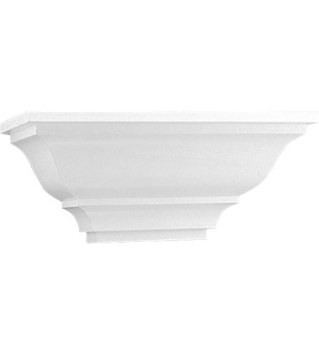Progress P7190-30STRWB Compact Fluorescent Wall 2 Light 14 inch White ADA Wall Sconce Wall Light in Bulbs Included, Energy Star Rated photo