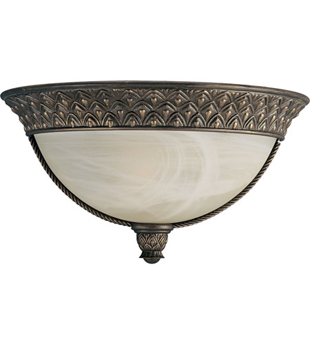 Progress Lighting Savannah 1 Light Sconce in Burnished Chestnut P7209-86 photo