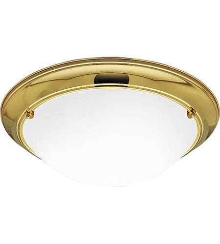 Progress p7325 10ebwb eclipse 3 light 19 inch polished brass close progress p7325 10ebwb eclipse 3 light 19 inch polished brass close to ceiling ceiling light aloadofball Image collections