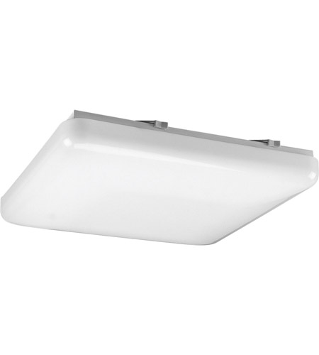Progress p7381 30 acrylic square 3 light 15 inch white flush mount progress p7381 30 acrylic square 3 light 15 inch white flush mount ceiling light mozeypictures Image collections