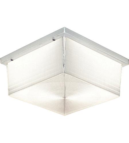 Progress Lighting Hard-Nox 2 Light Outdoor Ceiling in White P7396-68 photo