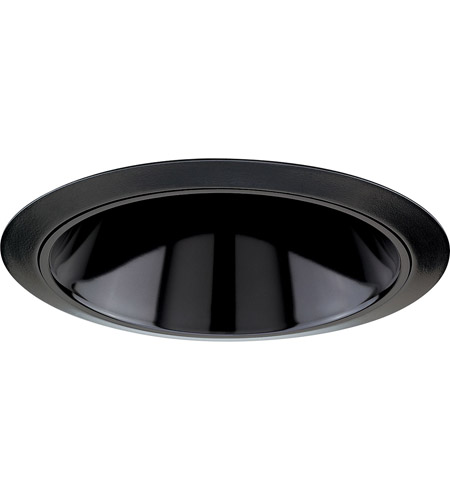 Recessed Lighting Black Alzak Cone Trim