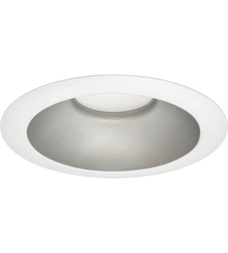 Progress Lighting LED Recessed 9 Light Recessed Trim in Metallic Silver P8071-121STR photo