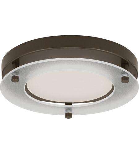 Progress P8147-20-30K P8147 Series LED 7 inch Antique Bronze Flush Mount  Ceiling Light