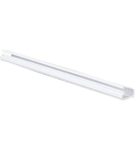 Progress Lighting Wire Raceway For Hide-A-Lite I Undercabinet Component in White P8657-30 photo