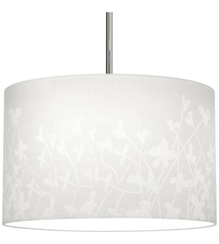 Progress p8766 01 chloe 16 inch floral fabric pendant ceiling light aloadofball Choice Image
