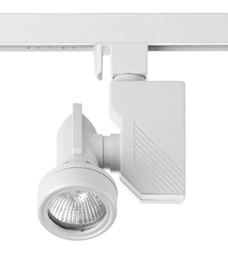 Track Lighting 1 Light Bright White Miniature Halogen Head Ceiling