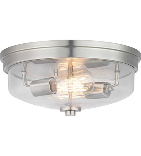 Blakely 2 Light 14 Inch Brushed Nickel