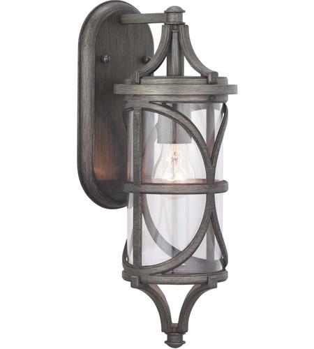 Morrison 1 Light 17 Inch Antique Pewter