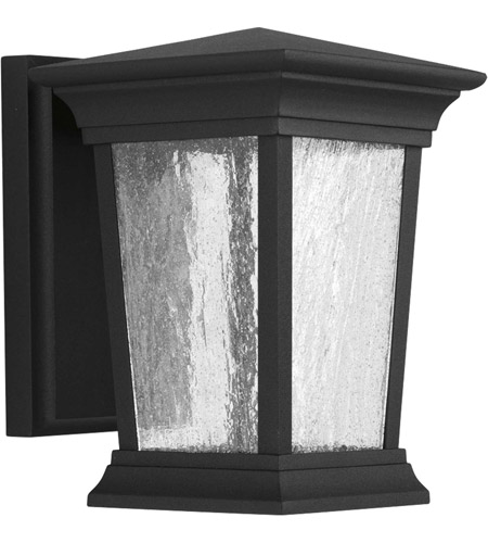 Progress P6067-3130K9 Arrive LED LED 9 inch Textured Black Outdoor Wall Lantern, Small, Progress LED photo