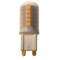 Signature LED G9 G9 Wedge 3 watt 120V 2700K LED Bulb