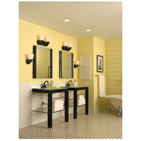 Progress P2846-09 Addison 1 Light 5 inch Brushed Nickel Bath Vanity Wall Light alternative photo thumbnail