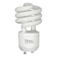 Progress Lighting CFL Lamp 1 Light Light Bulb in White MLS18GUWW